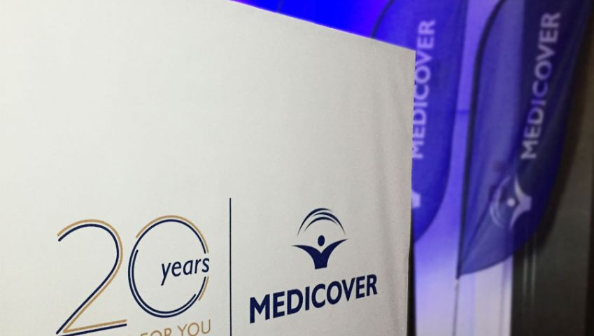 20 years Medicover for you